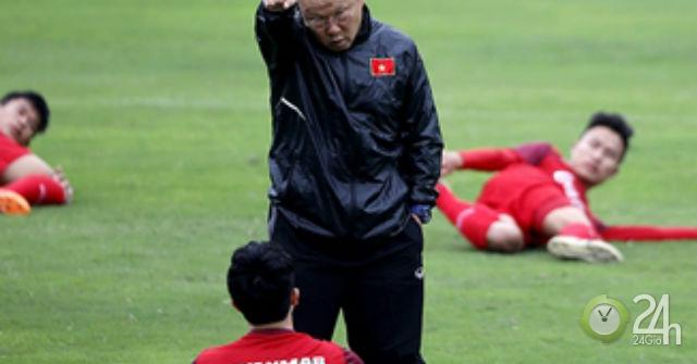 Ông Park và áp lực phải giành Huy chương vàng SEA Games