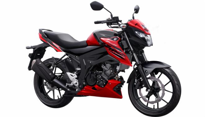Bảng giá xe máy Suzuki tháng 3/2019: Thêm tân binh, vẫn khuyến mại - 1