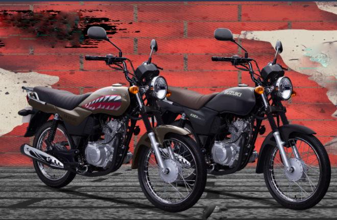 Bảng giá xe máy Suzuki tháng 3/2019: Thêm tân binh, vẫn khuyến mại - 3