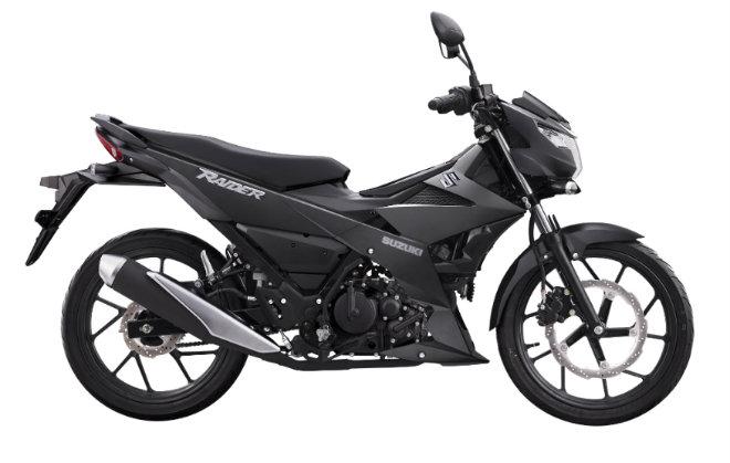 Bảng giá xe máy Suzuki tháng 3/2019: Thêm tân binh, vẫn khuyến mại - 2