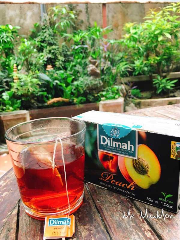 Hướng dẫn cách làm trà đào đơn giản nhất - 6