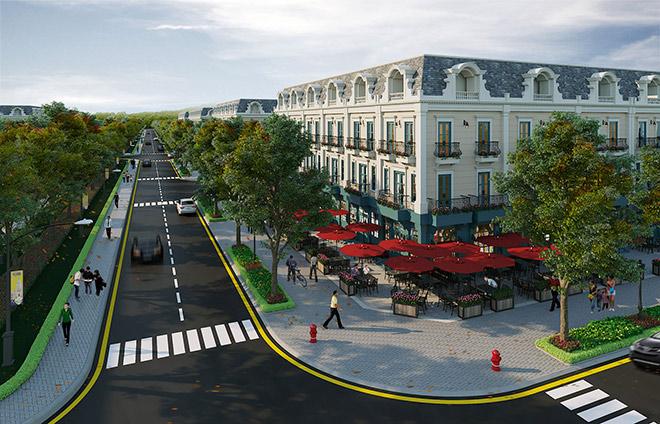Nhà phố thương mại lần đầu tiên xuất hiện tại Uông Bí - 2