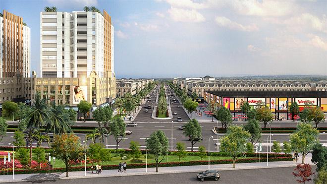 Nhà phố thương mại lần đầu tiên xuất hiện tại Uông Bí - 3