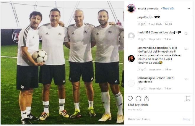 Nóng: Lộ bằng chứng Zidane chê Real, dự kiến tái hợp Ronaldo ở Juventus - 4