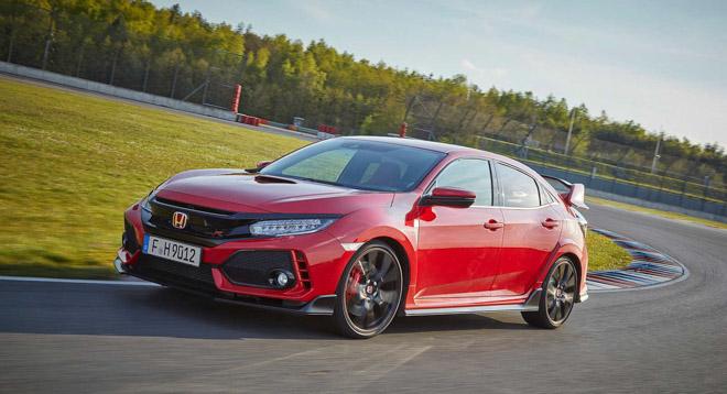 Trang bị thêm động cơ điện, Honda Civic Type R thế hệ mới sẽ mạnh gần 400 mã lực - 2