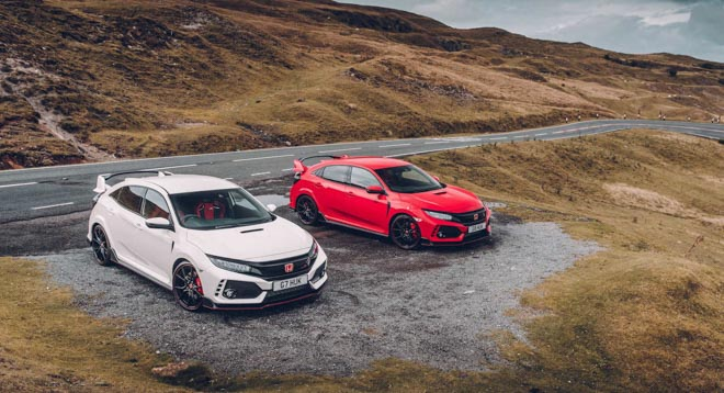 Trang bị thêm động cơ điện, Honda Civic Type R thế hệ mới sẽ mạnh gần 400 mã lực - 4