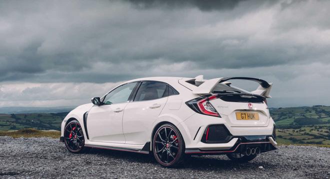 Trang bị thêm động cơ điện, Honda Civic Type R thế hệ mới sẽ mạnh gần 400 mã lực - 7