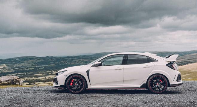 Trang bị thêm động cơ điện, Honda Civic Type R thế hệ mới sẽ mạnh gần 400 mã lực - 8