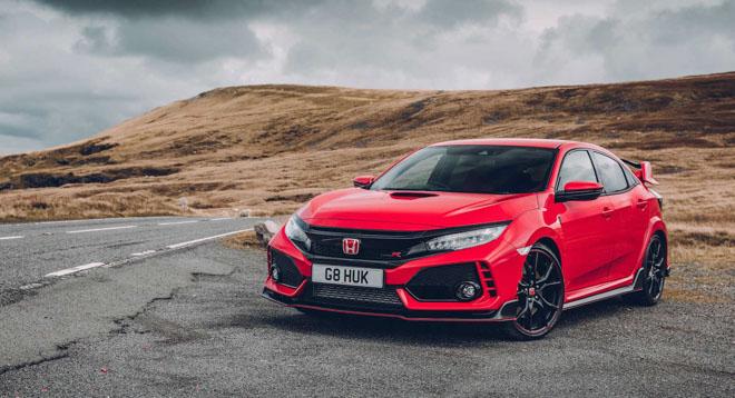 Trang bị thêm động cơ điện, Honda Civic Type R thế hệ mới sẽ mạnh gần 400 mã lực - 9