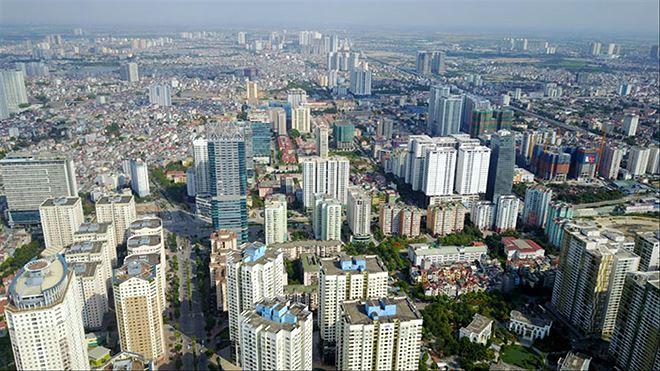Quá tải chung cư cao tầng ở Hà Nội - 1