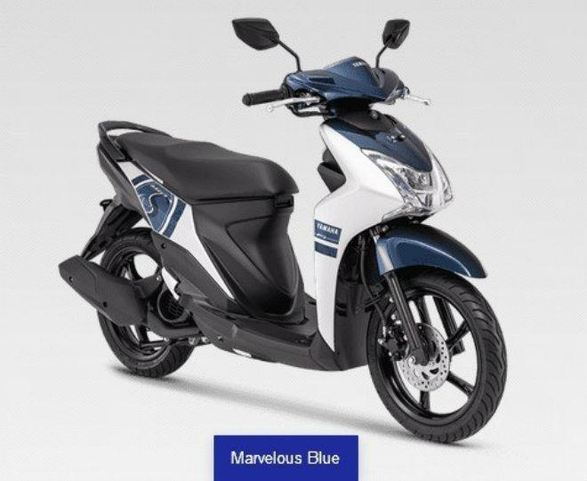 Chi tiết 5 phiên bản xe ga 2019 Yamaha Mio S giá chỉ 26,6 triệu đồng - 4