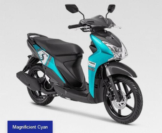 Chi tiết 5 phiên bản xe ga 2019 Yamaha Mio S giá chỉ 26,6 triệu đồng - 3