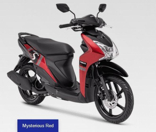Chi tiết 5 phiên bản xe ga 2019 Yamaha Mio S giá chỉ 26,6 triệu đồng - 2