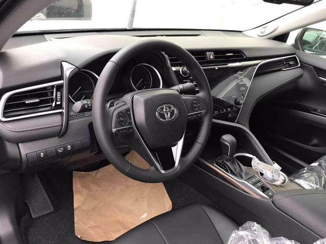 Lộ hình ảnh Toyota Camry chính hãng thế hệ mới đã được nhập về Việt Nam - 4