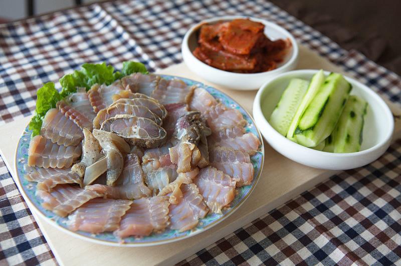 """Khám phá những món ăn """"kinh dị"""" nhất ở Hàn Quốc - 4"""