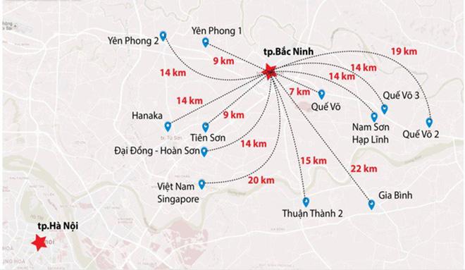 Soi giá thuê căn hộ Bắc Ninh, lợi nhuận đầu tư gấp 1,5 lần thị trường Hà Nội - 2