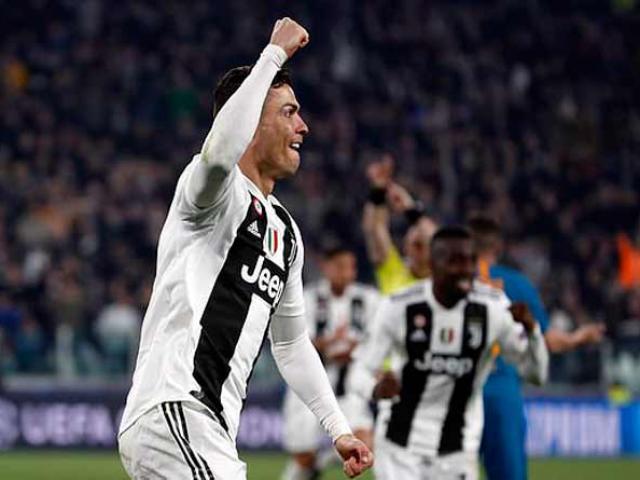 """Vua cúp C1 Ronaldo hóa """"đấng cứu thế"""": Juventus, MU từng là nạn nhân"""