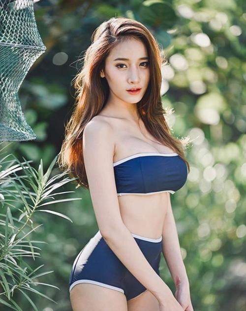 Ở xứ nóng hơn Việt Nam, phụ nữ Thái đang thích kiểu bikini nào nhất? - 1