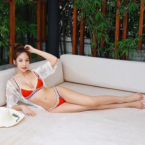 Ở xứ nóng hơn Việt Nam, phụ nữ Thái đang thích kiểu bikini nào nhất? - 4