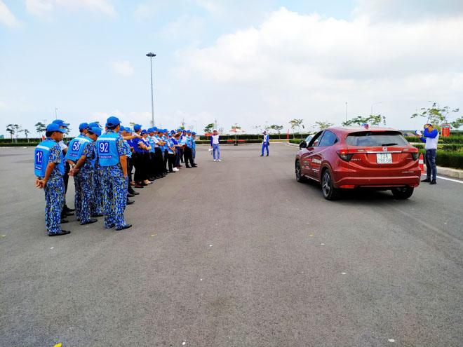 Đại lý ôtô Honda không ngừng đẩy mạnh hoạt động đào tạo lái xe an toàn trong cộng đồng - 4