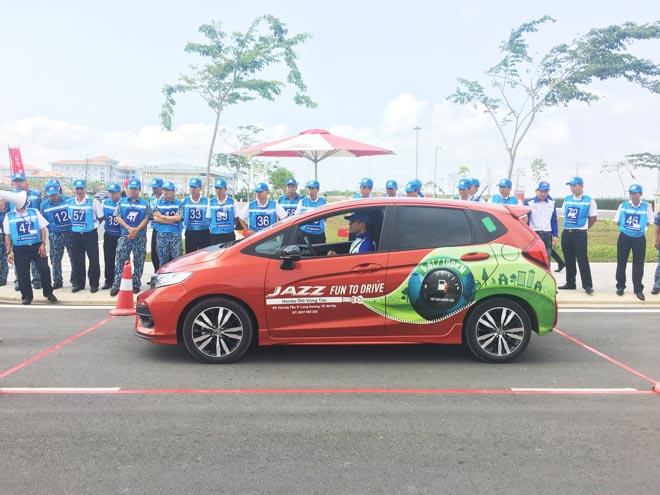 Đại lý ôtô Honda không ngừng đẩy mạnh hoạt động đào tạo lái xe an toàn trong cộng đồng - 1