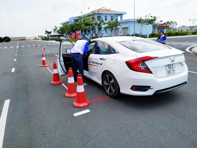 Đại lý ôtô Honda không ngừng đẩy mạnh hoạt động đào tạo lái xe an toàn trong cộng đồng - 3