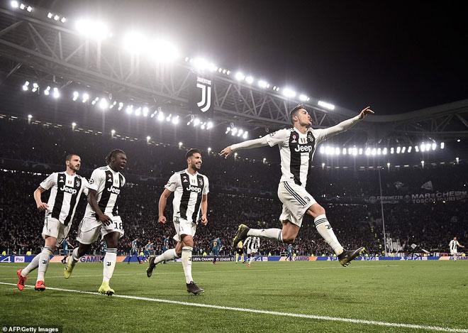 Ronaldo rực rỡ ở cúp C1: Real có hối hận, nhờ Zidane mua lại được không?