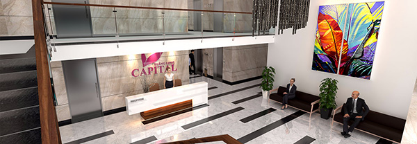 Chính thức mở bán dự án phân khúc tầm trung Thăng Long Capital Premium - 2