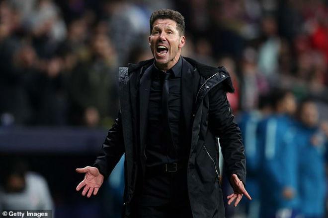 """Ronaldo liệu có bị phạt vì ăn mừng phản cảm """"trả đũa"""" Simeone gây bão cúp C1? - 2"""