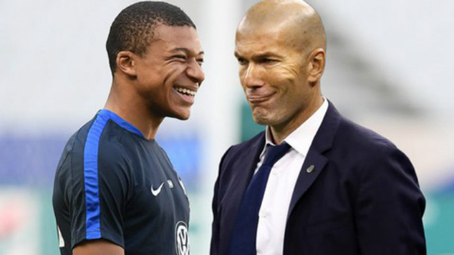 Rung chuyển Real: Zidane đòi mua Mbappe 200 triệu euro làm Ronaldo 2.0 - 2