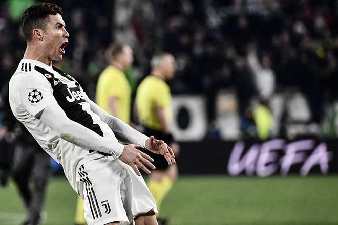 """Ronaldo cứu Juventus Cúp C1: Chứng khoán khuynh đảo vì hat-trick """"thần thánh"""" - 1"""