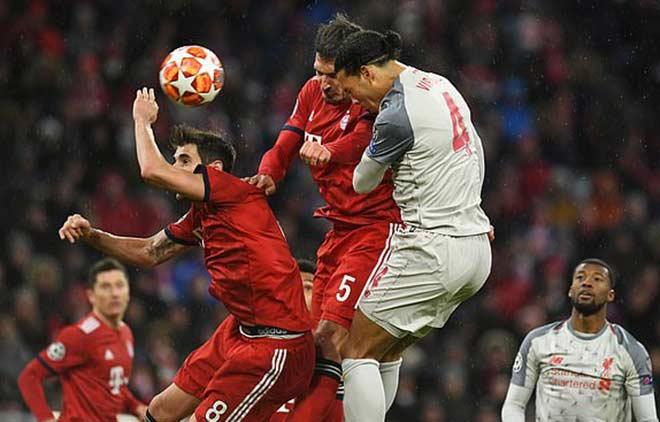 Bayern Munich - Liverpool: Bùng nổ cú đúp, bước ngoặt cú đánh đầu - 3