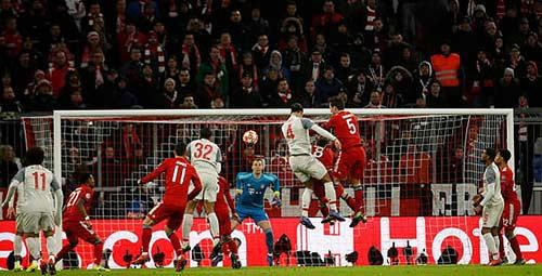 Bayern Munich 3-1 Liverpool: Bùng nổ cú đúp, bước ngoặt cú đánh đầu