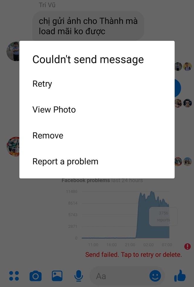 Facebook bị lỗi trên toàn cầu, người dùng tuyệt đối không được đăng xuất! - 1