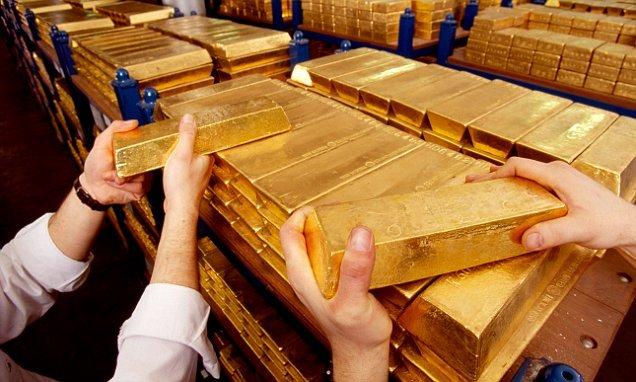 Giá vàng hôm nay 14/3: Vàng lên mức cao nhất của gần 2 tuần - 1