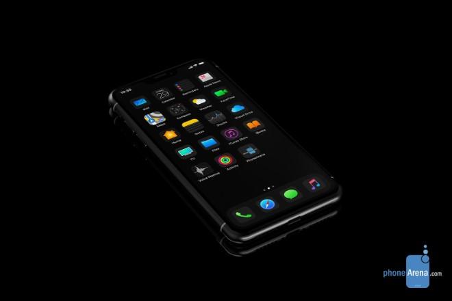 iPhone XI đẹp ngất ngây trong màu áo iOS 13, iFan mừng rơn - 2