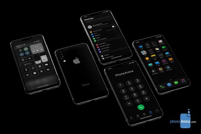 iPhone XI đẹp ngất ngây trong màu áo iOS 13, iFan mừng rơn - 1