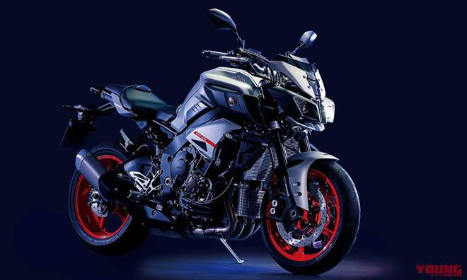 Yamaha MT-10/MT-09 ABS 2019 lộ diện, giúp người lái nổi bật phong cách - 2