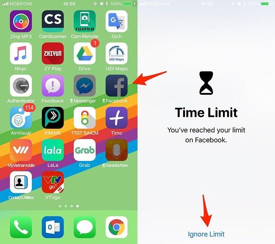 Cách giới hạn thời gian sử dụng điện thoại - 5