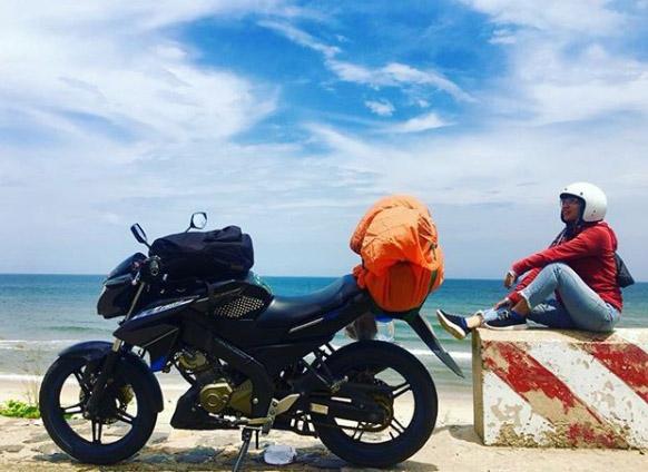 Bí kíp phượt xe máy an toàn