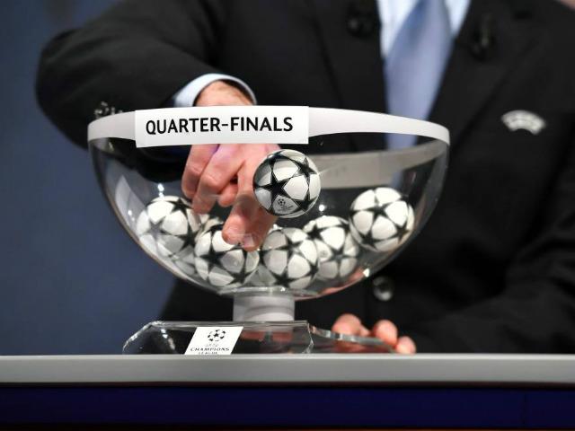 Siêu máy tính dự đoán trước tứ kết cúp C1: Ngã ngửa với MU và Man City