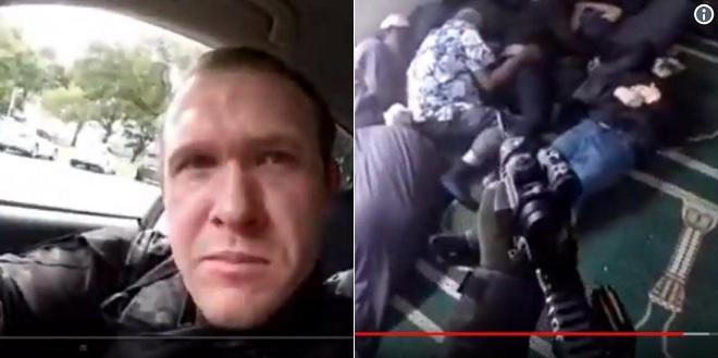 17 phút phát trực tiếp cảnh xả súng khiến 60 người thương vong ở New Zealand - 2