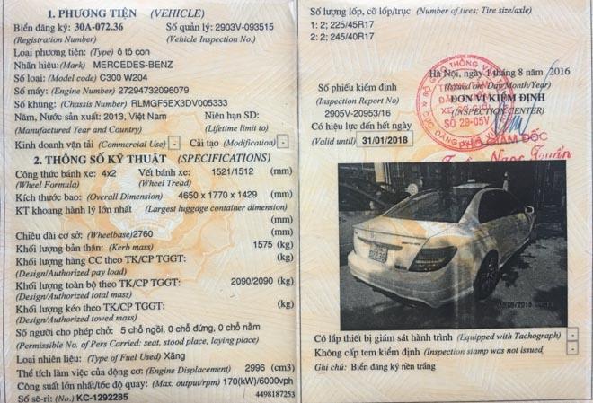 Mất chứng nhận và tem đăng kiểm, ôtô bị xử phạt như thế nào? - 2