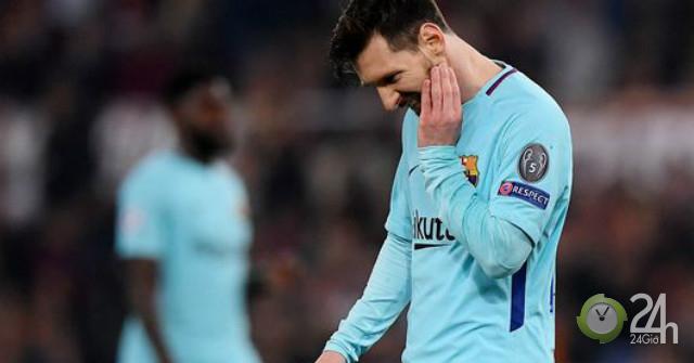 MU đấu Barca cúp C1: Messi dính lời nguyền tứ kết, Quỷ đỏ đừng lo!