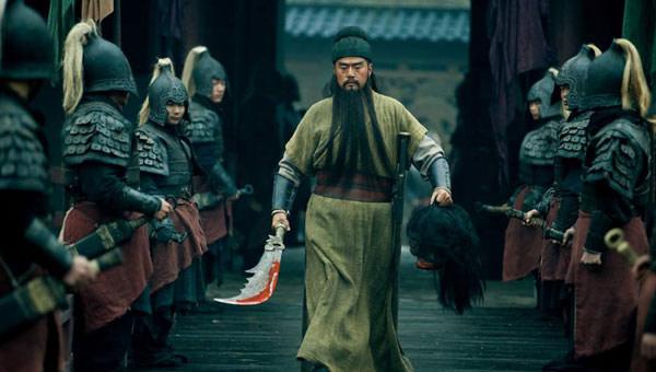 Võ Thánh Quan Vũ chưa từng cầm Thanh Long đao huyền thoại? - 4