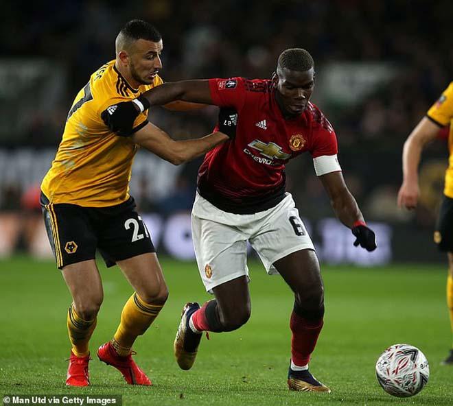 """Pogba đội trưởng tương lai MU: Thiếu uy Roy Keane, chưa xứng """"Quỷ đầu đàn"""" - 3"""