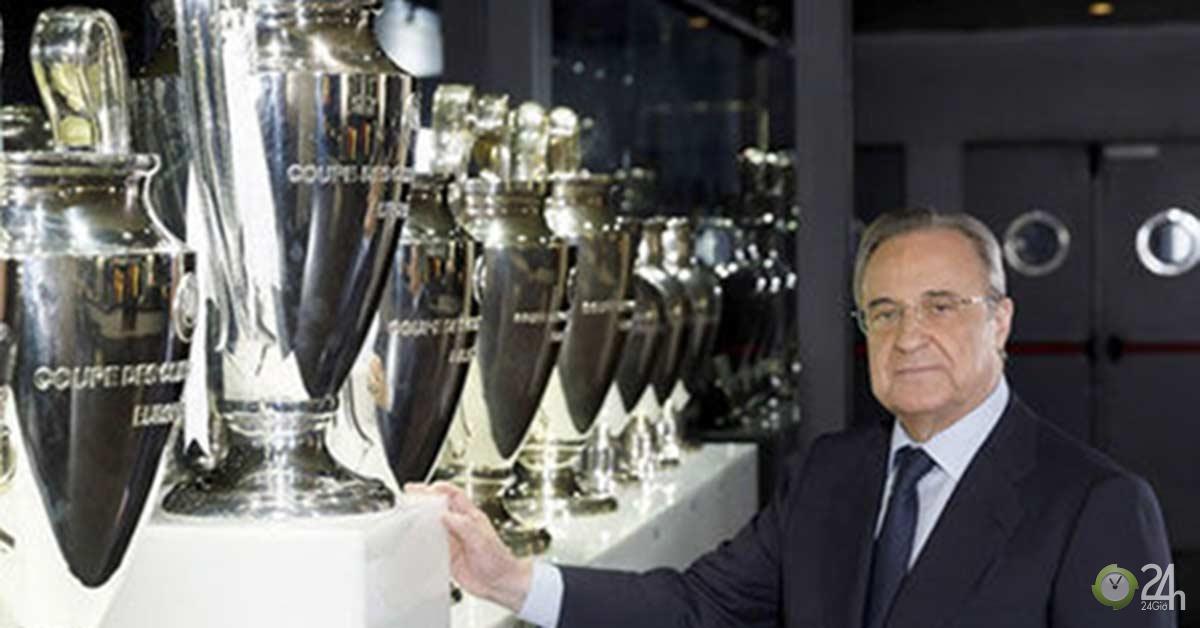 Real Madrid CLB loạn nhất thế giới: Ai hạ bệ nổi ông trùm Perez?