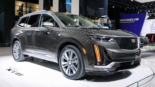 SUV Cadillac XT6 2020 có giá từ 1,24 tỷ đồng tại thị trường Mỹ - 1