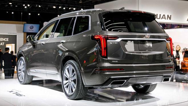 SUV Cadillac XT6 2020 có giá từ 1,24 tỷ đồng tại thị trường Mỹ - 2
