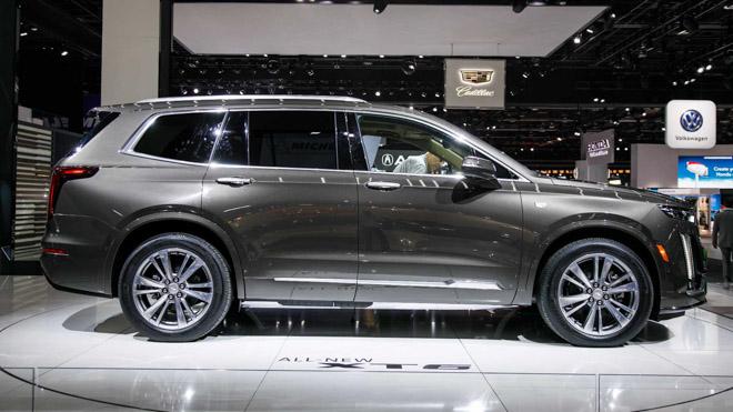 SUV Cadillac XT6 2020 có giá từ 1,24 tỷ đồng tại thị trường Mỹ - 4